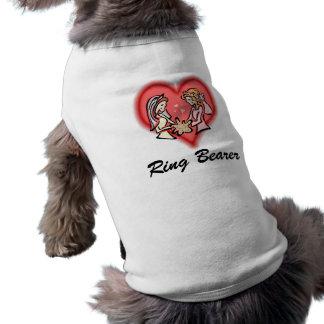 Lesbian Brides Sleeveless Dog Shirt