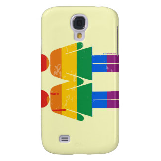 LESBIAN LOVE AND PRIDE GALAXY S4 CASE
