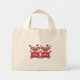 Lesbian Love Tote Bags