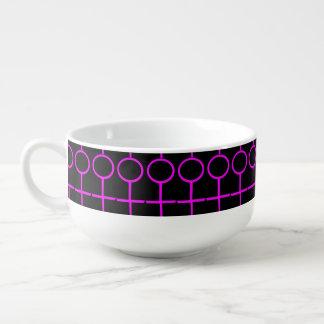 Lesbian Lovers Soup Mug