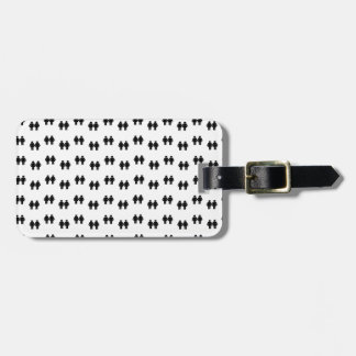 Lesbian lovers wallpaper tag for bags