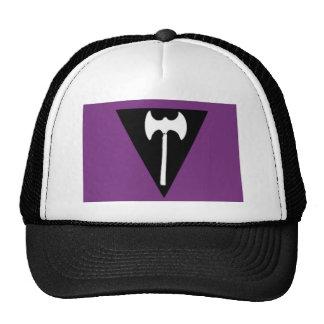 Lesbian Pride Flag Trucker Hats