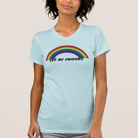 lesbian rainbow T-Shirt