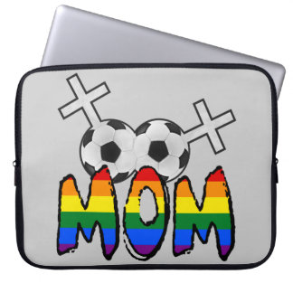 Lesbian Soccer Mom Laptop Computer Sleeves