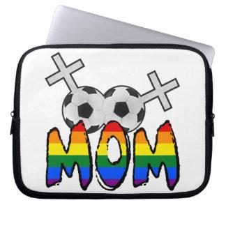 Lesbian Soccer Mom Laptop Computer Sleeve