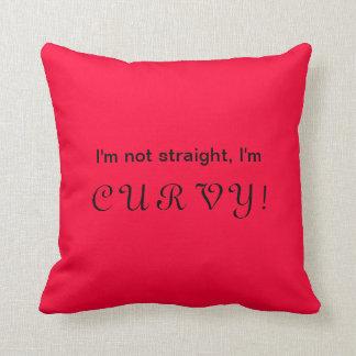 Lesbian statement throw pillows
