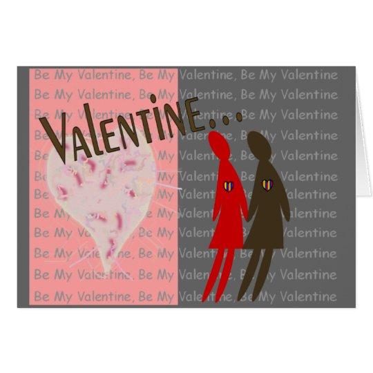 Lesbian Valentine Cards