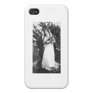 Lesbian Wedding Circa 1920 Case For The iPhone 4
