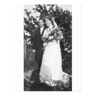 Lesbian Wedding Circa 1920 Postcards