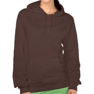 Lesbians don't go to church hoodies