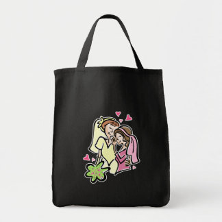Lesbians in Love Bags