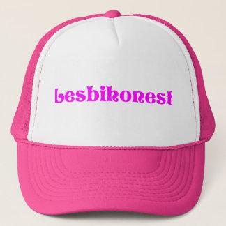 Lesbihonest Trucker Hat