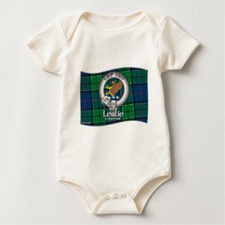 Leslie Clan Baby Bodysuit