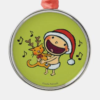 Leslie Patricelli's Fa La La Baby Christmas Ornament