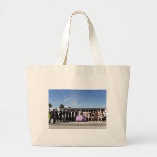 Leslie's Quinceanera Jumbo Tote Jumbo Tote Bag