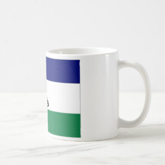 Lesotho National Flag Coffee Mug