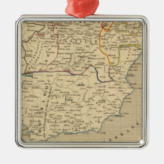 L'Espagne 1027 a 1212 Christmas Ornament