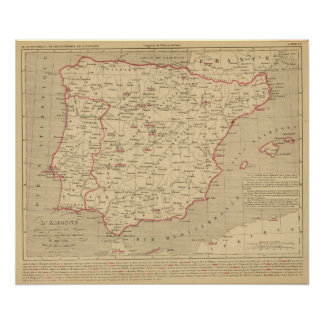 L'Espagne 1492 a 1640 Poster