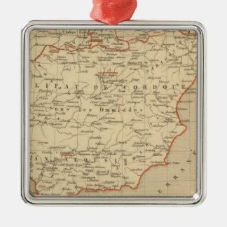 L'Espagne 756 a 1030 Christmas Ornament