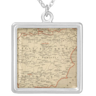 L'Espagne 756 a 1030 Silver Plated Necklace