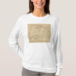 L'Espagne 756 a 1030 T-Shirt