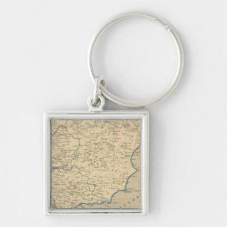 L'Espagne sous les Romains 409 ans apres JC Key Ring