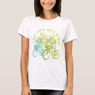 Less Cars More Bikes T-Shirt