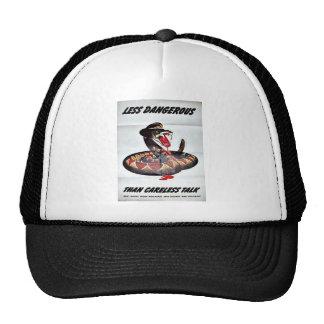 Less Dangerous Trucker Hats