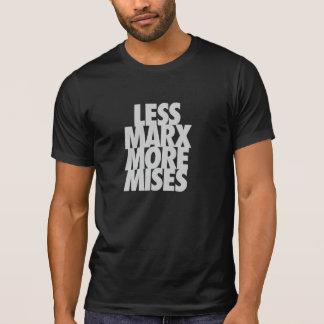 Less Marx More Mises T-Shirt