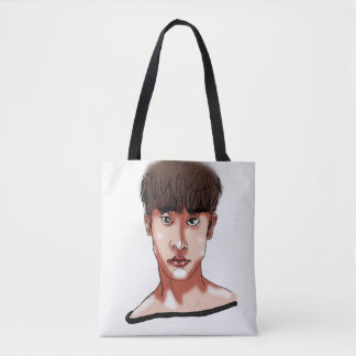 Less Smile for Less Kindness Tote Bag