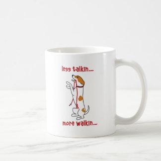 Less Talkin... More Walkin Mug