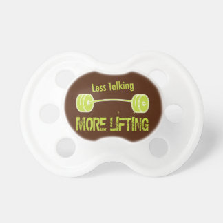 Less Talking, More Lifting Dummy