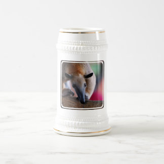 Lesser Anteater  Beer Stein Mug
