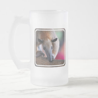 Lesser Anteater Frosted Mug