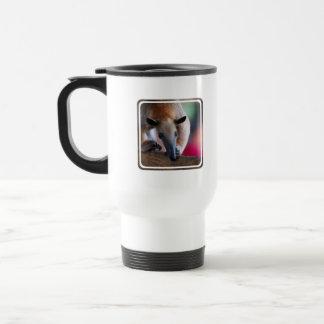 Lesser Anteater Travel Mug