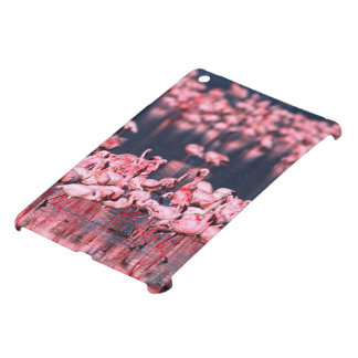 Lesser Flamingos (Phoeniconaias minor), Africa, iPad Mini Covers