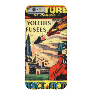 Lesson Voleurs the fusées Barely There iPhone 6 Case