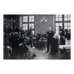 Lesson with Doctor Charcot at the Salpetriere Posters