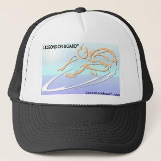Lessons On Board Origional Design Hat