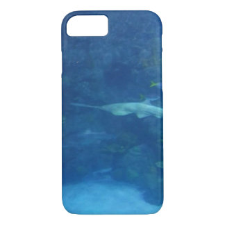 Lest The Shark Swim iPhone 7 Case