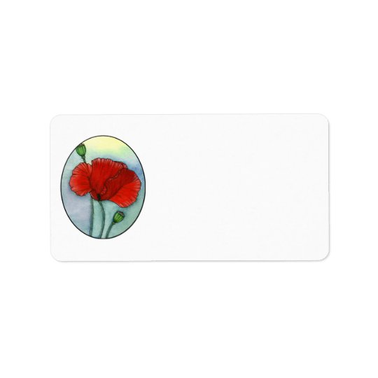 Lest We Forget Address Label