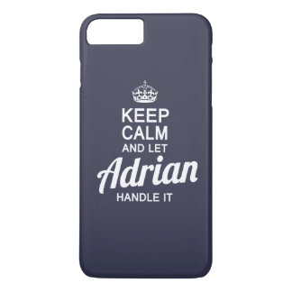Let Adrian Handle It iPhone 7 Plus Case