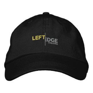 LET Black Baseball Cap