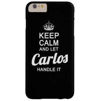 Let Carlos handle it! Barely There iPhone 6 Plus Case
