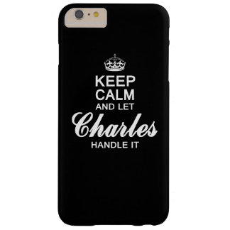 Let Charles handle it! Barely There iPhone 6 Plus Case