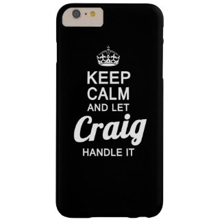 Let Craig handle it! Barely There iPhone 6 Plus Case