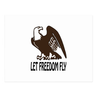 Let Freedom Fly Post Cards