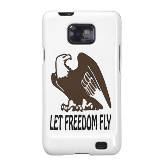 Let Freedom Fly Samsung Galaxy S2 Cases