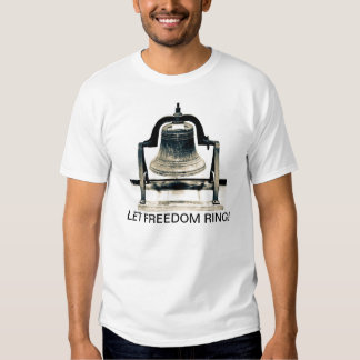 LET FREEDOM RING! BELL SHIRT