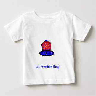 Let Freedom Ring Bell Tshirts